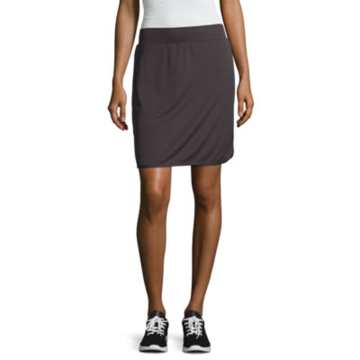 St. John's Bay Active Mesh Skort - Tall 18.5""