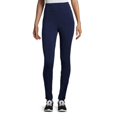 St. John's Bay Active Secretly Slender Legging - Tall Inseam 30.5