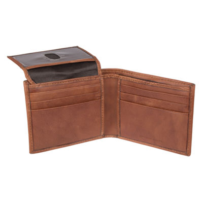 Stafford RFID Genuine Leather Wallet