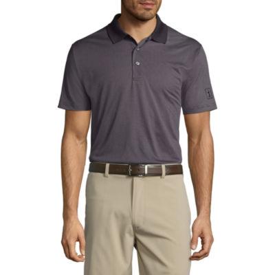 PGA TOUR Short Sleeve Knit Polo Shirt
