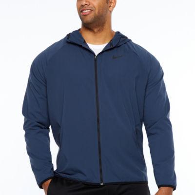 Nike Long Sleeve Knit Hoodie-Big and Tall