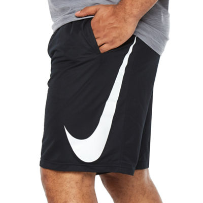 Nike Knit Workout Shorts Big and Tall