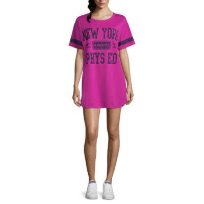 "Flirtitude ""New York"" Varsity Dress - Juniors"