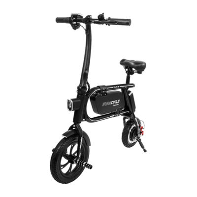 SWAGCYCLE Envy E-Bike - Steel Frame Folding Electric Bicycle
