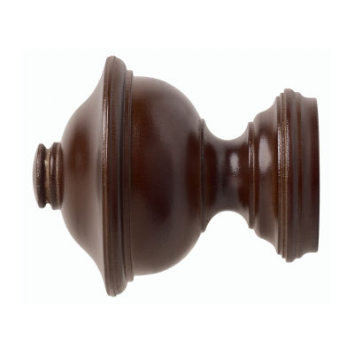 Kirsch Wood Trends - Chaucer 2-pc. Finials