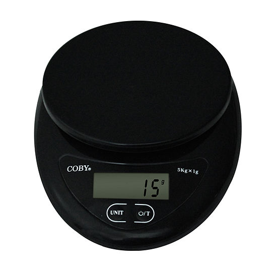 EDM Imports COBY Essential Kicthen scale with Measuring Bowl