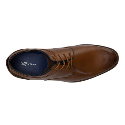 X-Ray Mens Fredda Oxford Shoes Lace-up