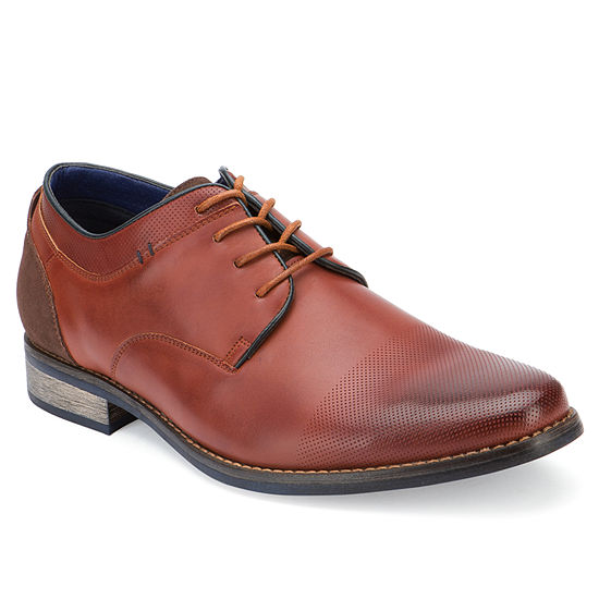 X Ray Mens Fredda Oxford Shoes Lace Up