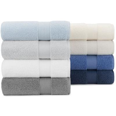Briarwood Home Zero Twist Plush 6 Piece Towel Set
