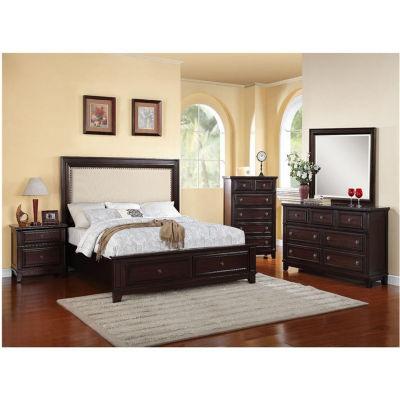 Willow Storage 5-Piece Bedroom Set