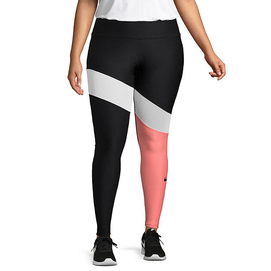 Nike® Power Veneer Leggings - Plus