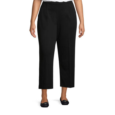 Alfred Dunner Play Date Classic Pant- Plus