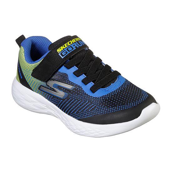Skechers Go Run 600 - Farrox Little Kids Boys Sneakers