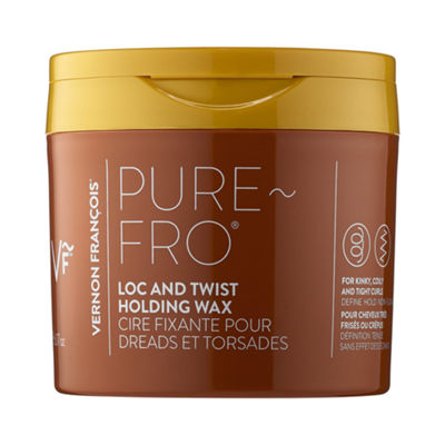Vernon Francois Pure~Fro Loc and Twist Holding Wax