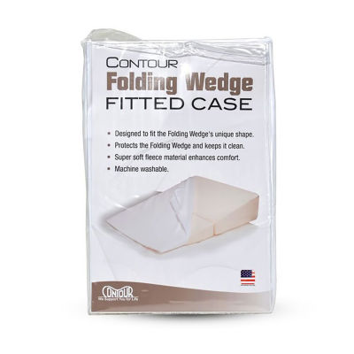 Contour Products Folding Wedge Pillow Protector