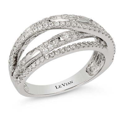 Le Vian Grand Sample Sale™ Ring featuring Vanilla Diamonds® set in 14K Vanilla Gold®