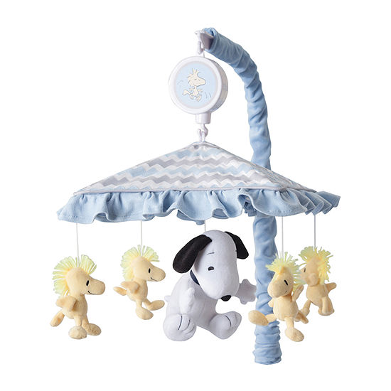 Peanuts My Little Snoopy Baby Mobile