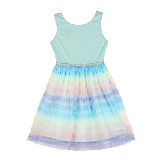 by&by girl Sleeveless Tutu Dress - Preschool / Big Kid Girls