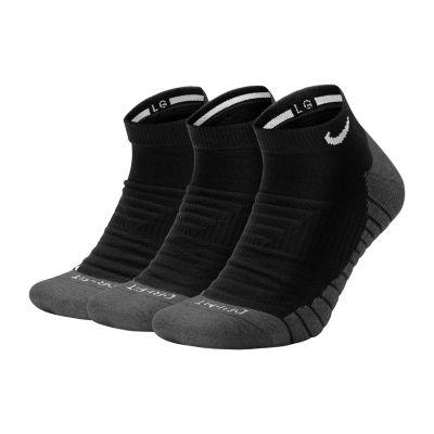 Nike® Mens 3-pk. Dri-FIT Training No Show Socks - Big & Tall