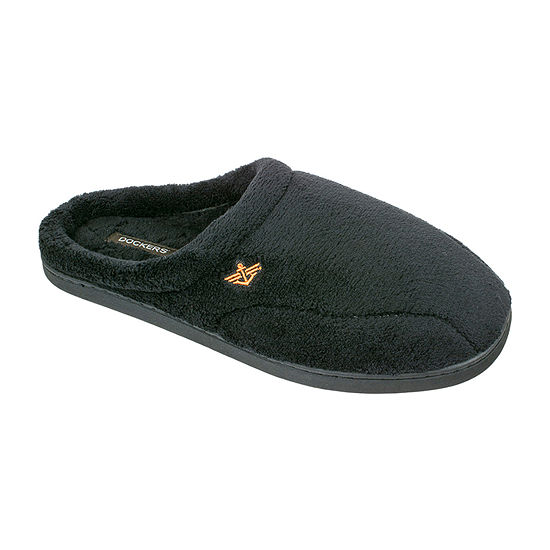 Dockers® Wide Terry Clog Slippers