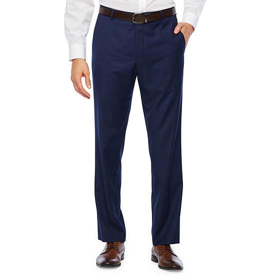 Stafford Straight Fit Stretch Dress Pant - Men's
