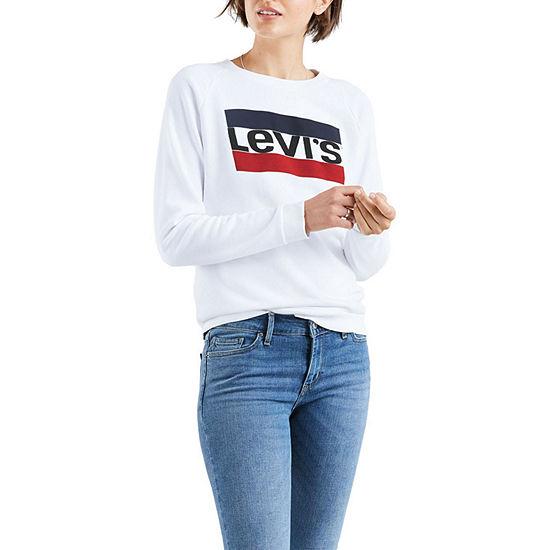 Levi's® Relaxed Crew Sweatshirt