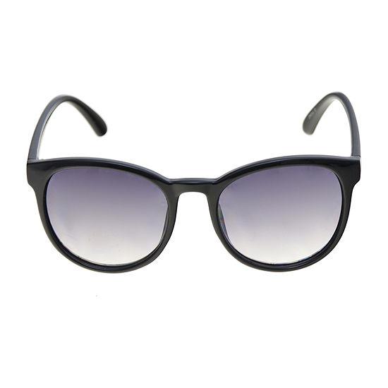 a.n.a Plastic Round Womens Sunglasses