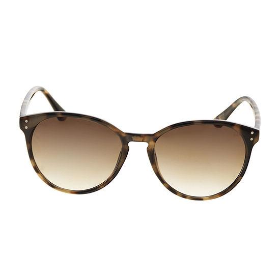 Arizona Tort Round Womens Sunglasses