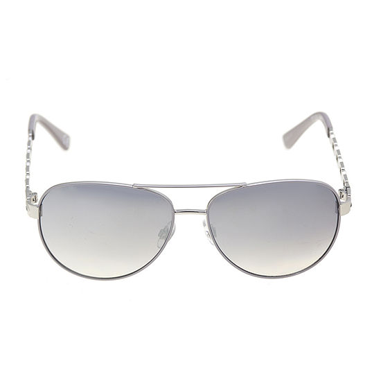 Mixit Aviator With Stones Womens Sunglasses