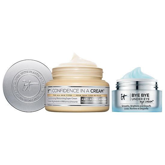 IT Cosmetics Your Hydrating Moisturizer and Eye Cream Set