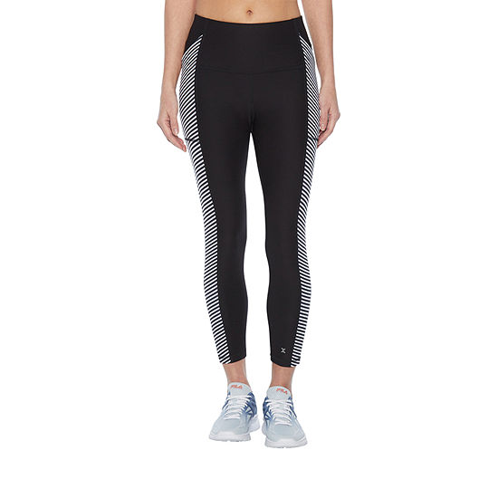 Xersion Train Womens High Rise 7/8 Ankle Leggings