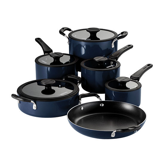 Tramontina Nesting 11-pc. Cookware Set