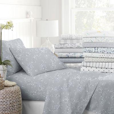 Casual Comfort™ Premium Ultra Soft Microfiber Patterns Sheet Sets