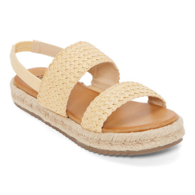 a.n.a Womens Beatrice Wedge Sandals