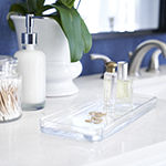 Fieldcrest Luxury Glass Bath Accessories Collection
