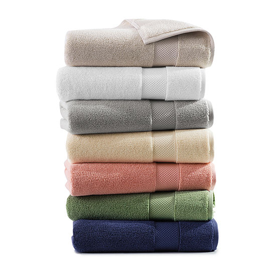 Fieldcrest Casual Solid Bath Towel
