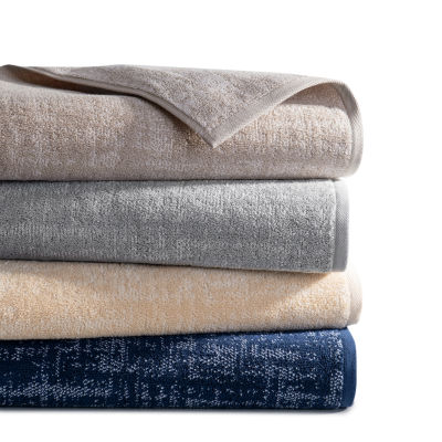 Fieldcrest Jacquard Textured Bath Towel
