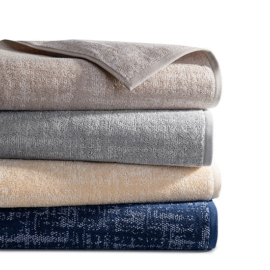 Fieldcrest Jacquard Textured Bath Towel