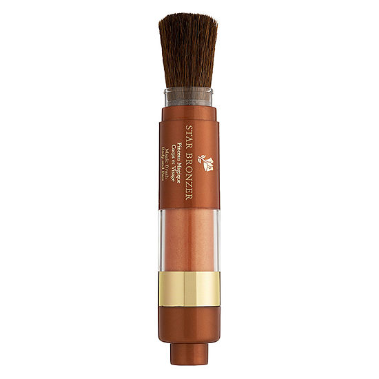 Lancome Star Bronzer Magic Bronzing Brush Automatic Powder Brush For Face And Body