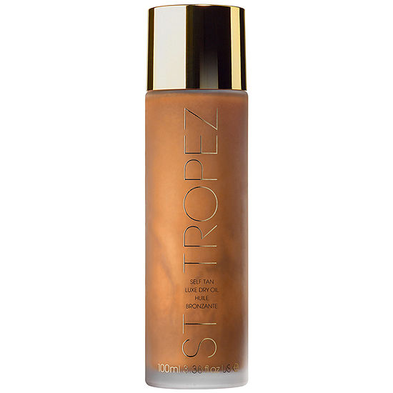 St Tropez Tanning Essentials Self Tan Luxe Dry Oil