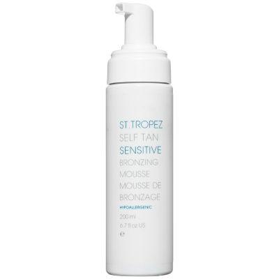 St. Tropez Tanning Essentials Self Tan Sensitive Bronzing Mousse