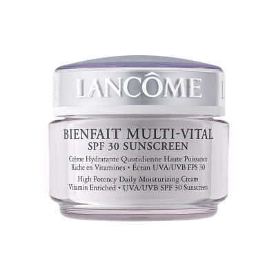 Lancôme Bienfait Multi-Vital - SPF 30 Cream - High Potency Vitamin Enriched Daily Moisturizing Cream