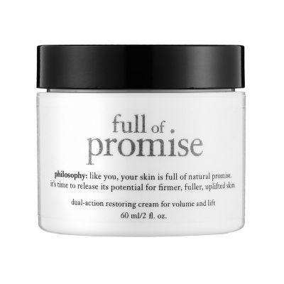 philosophy Full Of Promise Dual-Action Restoring Cream