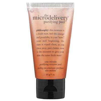philosophy The Microdelivery Purifying Peel One-Minute Purifying Enzyme Peel