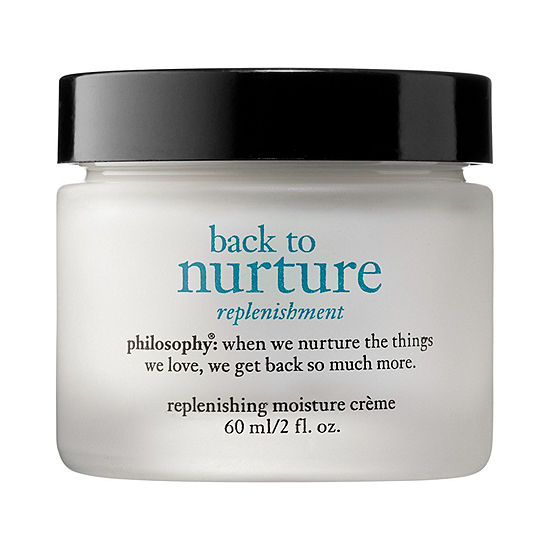 philosophy Back To Nurture Replenishing Moisture Crème