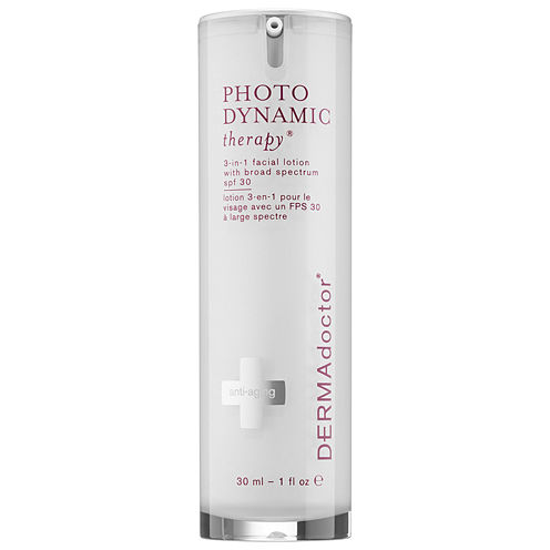 DERMAdoctor Photo Dynamic Therapy 3in1 Facial Lotion With Broad Spectrum SPF 30