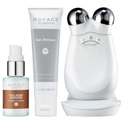 NuFACE Trinity Collagen Booster Bundle