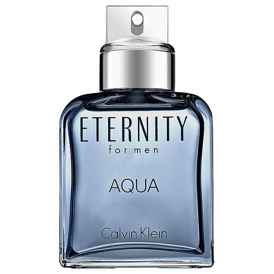 Calvin Klein ETERNITY Aqua For Men Eau De Toilette Spray