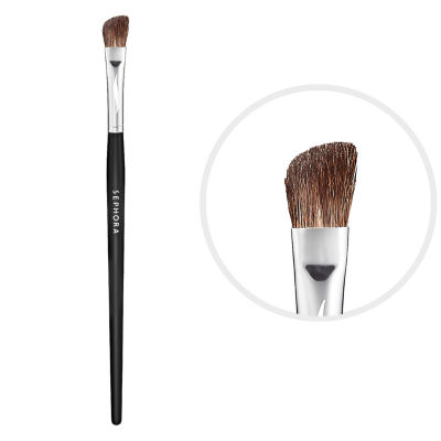 SEPHORA COLLECTION Pro Angled Shadow Brush 13