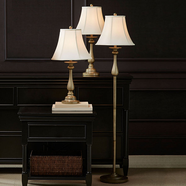 Jcpenney home set of 3 hennessey floor table lamps jcpenney home set of 3 hennessey floor table lamps aloadofball Images